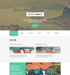 Responsive JavaScript Animated Template #51149