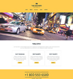 Responsive JavaScript Animated Template #51252