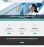 Smart Connect Joomla Template
