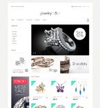 Jewelry Store Magento Template