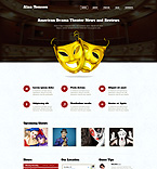 Wordpress template 51292 - Buy this design now for only $75