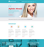 Responsive JavaScript Animated Template #51332