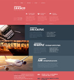 Responsive JavaScript Animated Template #51335