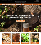 Homebrew Supply Magento Template