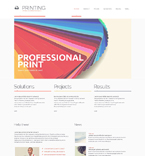 Download Template Monster Website Template 51368