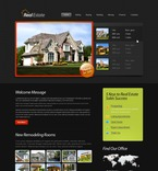 Download Template Monster Website Template 51487