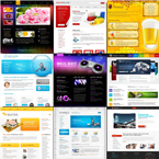 Download Template Monster Website Template 51490
