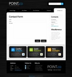 Download Template Monster Website Template 51523