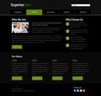 Download Template Monster HTML Template 51545