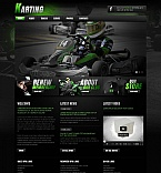 Moto CMS HTML Template #51711