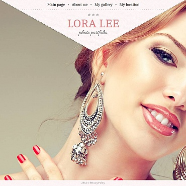 Photo Gallery Template # 51720