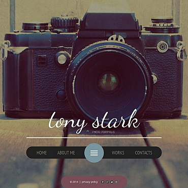 Photo Gallery Template # 51723