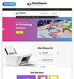 Download Template Monster Website Template 51780