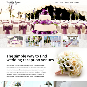 Website Template # 51830