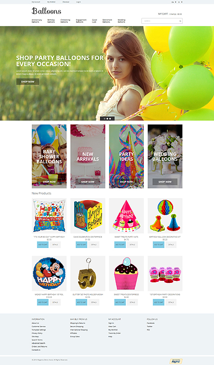 Most Popular Halloween Templates website inspirations at your coffee break? Browse for more Magento #templates! // Regular price: $179 // Sources available: .PSD, .XML, .PHTML, .CSS #Most Popular #Halloween Templates #Magento