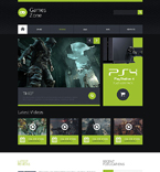 Download Template Monster Website Template 51853