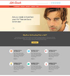 Responsive JavaScript Animated Template #51896