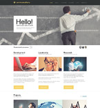Download Template Monster Muse Template 51899
