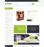 Books PrestaShop Template