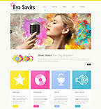 WordPress Template #51916