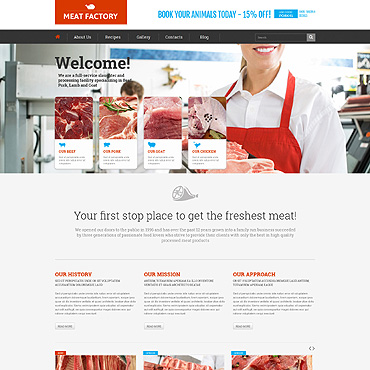 WordPress Theme # 51992