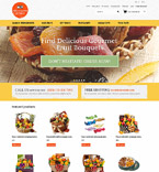 Fruits Store OpenCart Template