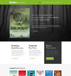 Responsive JavaScript Animated Template #52006