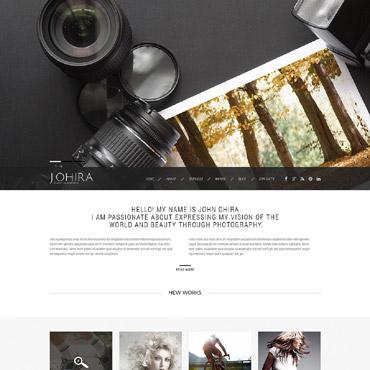 Website Template # 52007