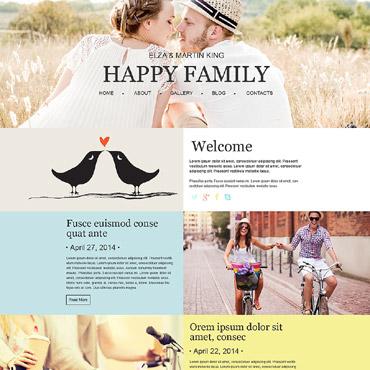 Localplicity Templates - Wedding newsletter template