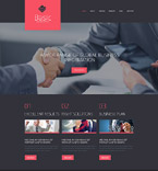WordPress Template #52052