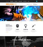 Download Template Monster Website Template 52068