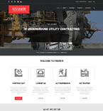 Download Template Monster Website Template 52075