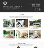 Download Template Monster Website Template 52078