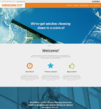 Responsive JavaScript Animated Template #52237