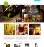 Homebrew Supply Store PrestaShop Template