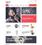 OsCommerce Template #52274