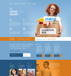 Open Heart Charity Joomla Template