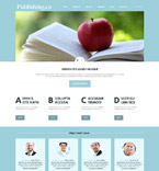 Publishing Company Joomla Template