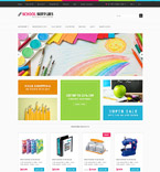 OpenCart Template #52325