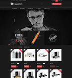Cigarettes PrestaShop Template