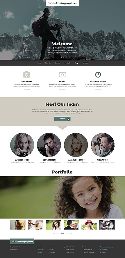 Media Most Popular website inspirations at your coffee break? Browse for more Drupal #templates! // Regular price: $75 // Sources available: .PSD, .PHP #Media #Most Popular #Drupal