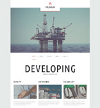 WordPress Template #52359