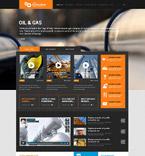 WordPress Template #52370