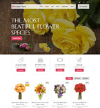Flowers Store PrestaShop Template