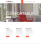 Download Template Monster Website Template 52398