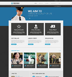Download Template Monster WordPress Theme 52469