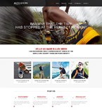 Download Template Monster Muse Template 52486