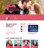 Download Template Monster Muse Template 52487