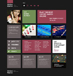 Casino WordPress Template