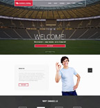 Responsive javascript animated template 52513 - Buy this design now for only $69